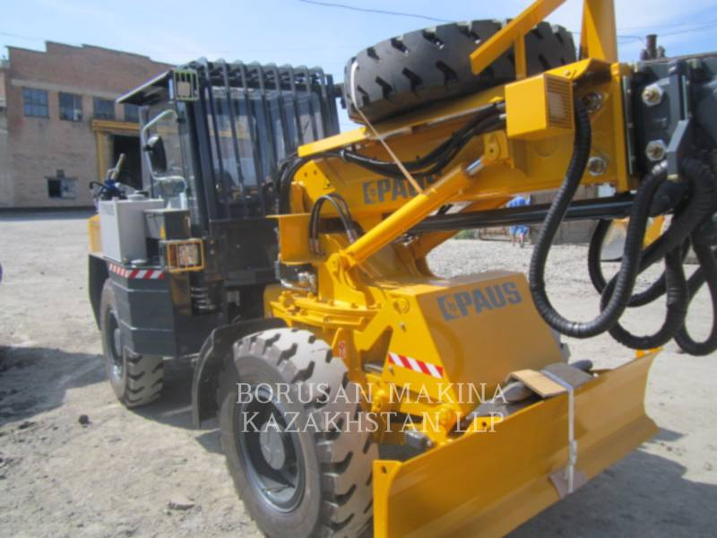 PAUS WHEEL LOADERS/INTEGRATED TOOLCARRIERS PAUS-RL-852 TSL2.4 equipment  photo 8