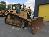 Equipment photo CATERPILLAR D 6 R LGP SERIES 3 TRACTEURS SUR CHAINES 1