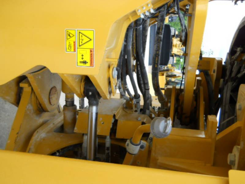 CATERPILLAR RADLADER/INDUSTRIE-RADLADER 980K equipment  photo 23
