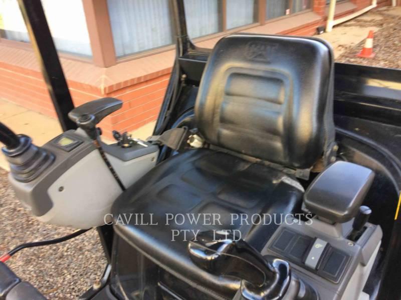 CATERPILLAR ESCAVADEIRAS 301.4C equipment  photo 3