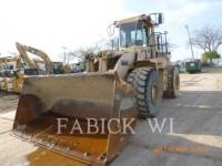 CATERPILLAR CARGADORES DE RUEDAS 980 C equipment  photo 1