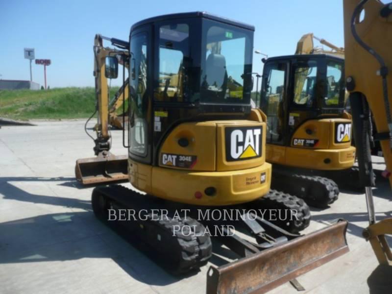 CATERPILLAR EXCAVADORAS DE CADENAS 304ECR equipment  photo 2