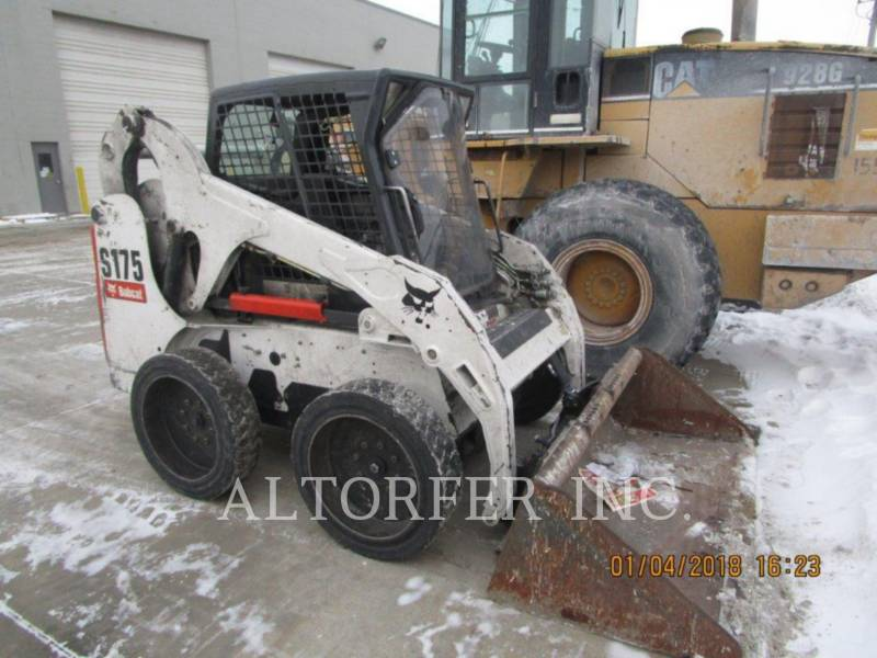 BOBCAT SKID STEER LOADERS S175 equipment  photo 2