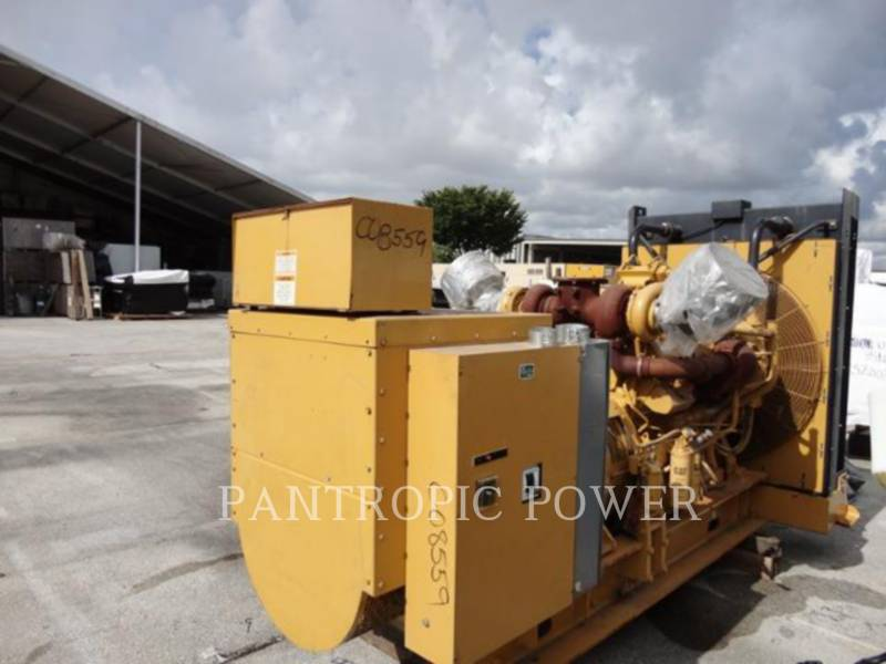 CATERPILLAR STATIONARY GENERATOR SETS 3412 equipment  photo 1