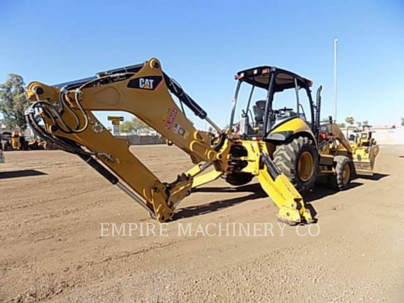 Caterpillar BULDOEXCAVATOARE 450F 4EOMP equipment  photo 2