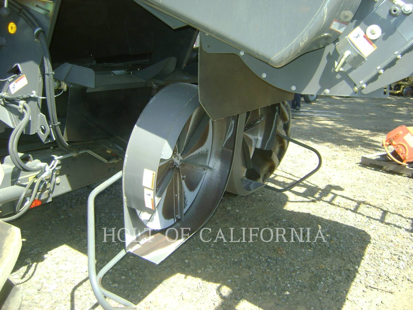 Detail photo of 2012 Lexion 740    GR11497 from Construction Equipment Guide