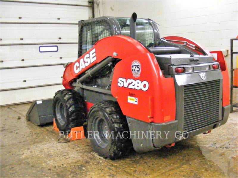CASE/NEW HOLLAND MINICARGADORAS SV280 equipment  photo 3