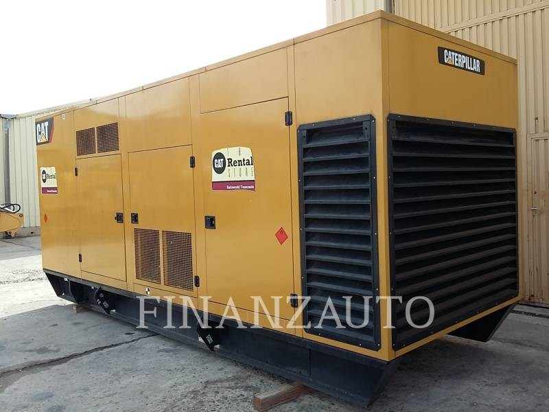 CATERPILLAR MODULES D'ALIMENTATION (OBS) 3412 PGBI equipment  photo 1