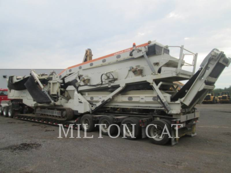 METSO CRIBLES ST358 equipment  photo 4