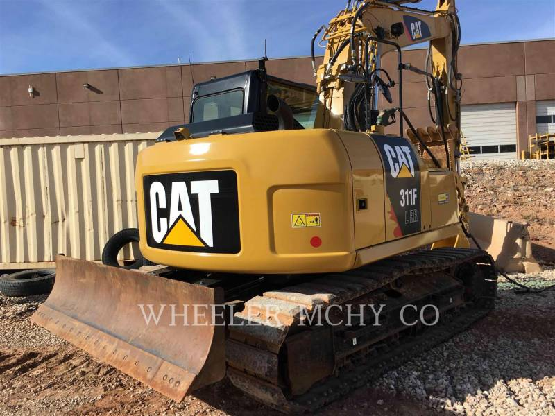CATERPILLAR TRACK EXCAVATORS 311F RR TH equipment  photo 3