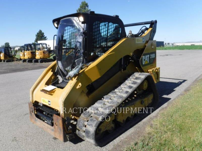 CATERPILLAR DELTALADER 299DXHP equipment  photo 1
