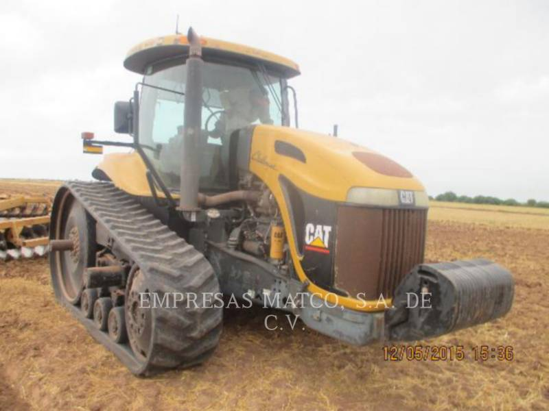 AGCO-CHALLENGER TRACTORES AGRÍCOLAS MT755B equipment  photo 3