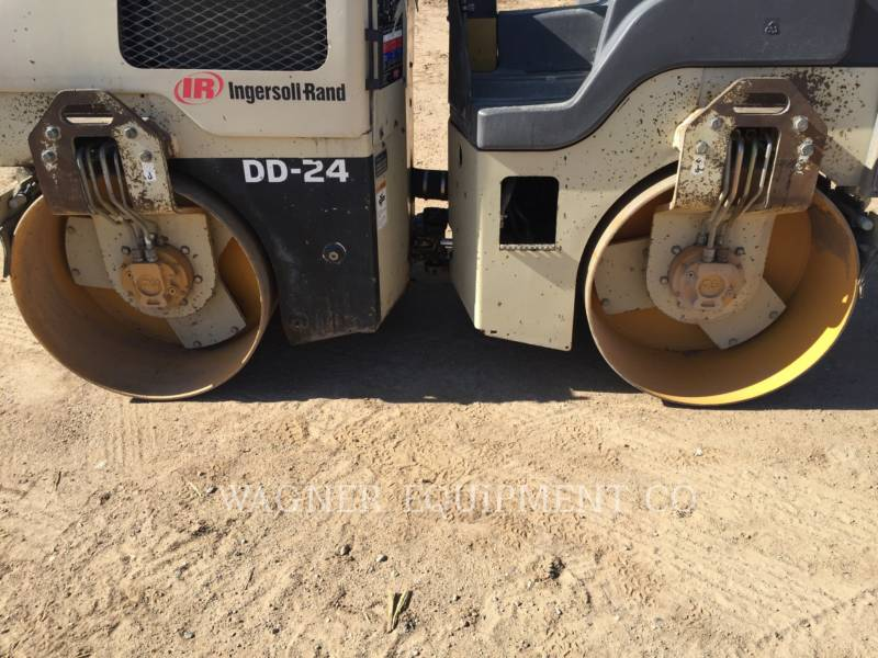 INGERSOLL-RAND COMPACTORS DD24 equipment  photo 10