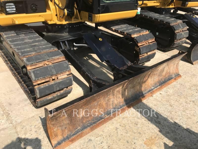 CATERPILLAR TRACK EXCAVATORS 307E equipment  photo 4