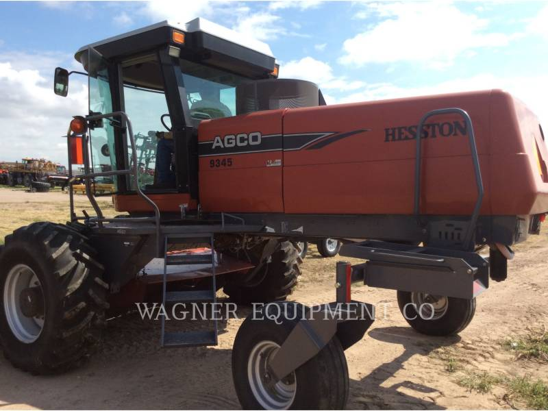 AGCO-HESSTON CORP AG HAY EQUIPMENT 9345 equipment  photo 1