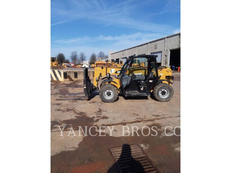 CATERPILLAR TELEHANDLER TH255 equipment  photo 1