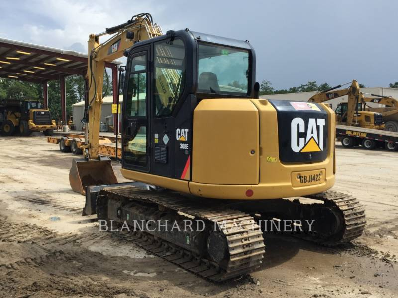 Caterpillar EXCAVATOARE PE ŞENILE 308 E CR SB equipment  photo 3