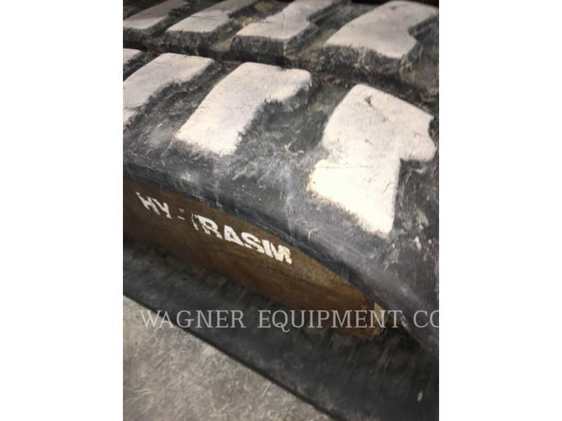 TAKEUCHI MFG. CO. LTD. KETTEN-HYDRAULIKBAGGER TB035 equipment  photo 16