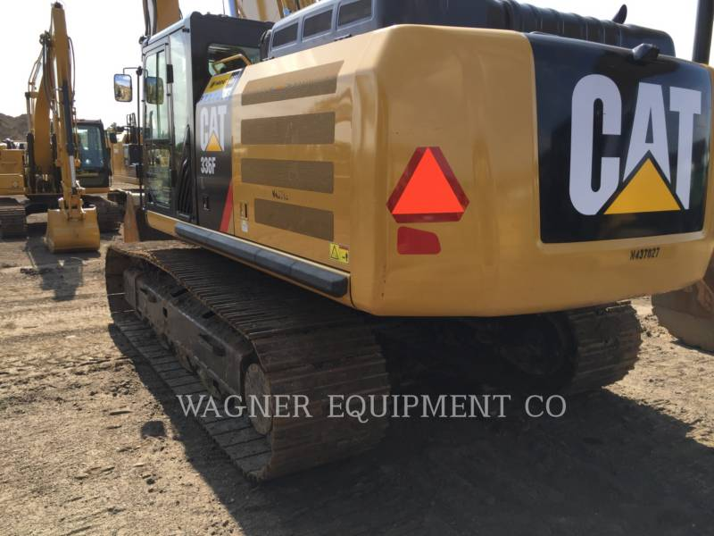 CATERPILLAR KETTEN-HYDRAULIKBAGGER 336FL equipment  photo 4