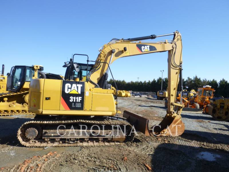 CATERPILLAR EXCAVADORAS DE CADENAS 311FL RR equipment  photo 5