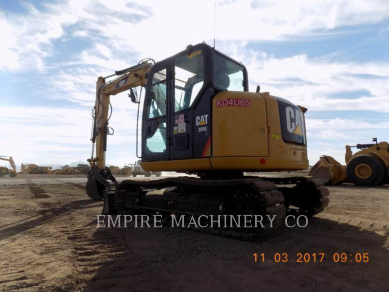 CATERPILLAR KOPARKI GĄSIENICOWE 308E2 SB equipment  photo 2