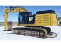 CATERPILLAR TRACK EXCAVATORS 349E equipment  photo 3