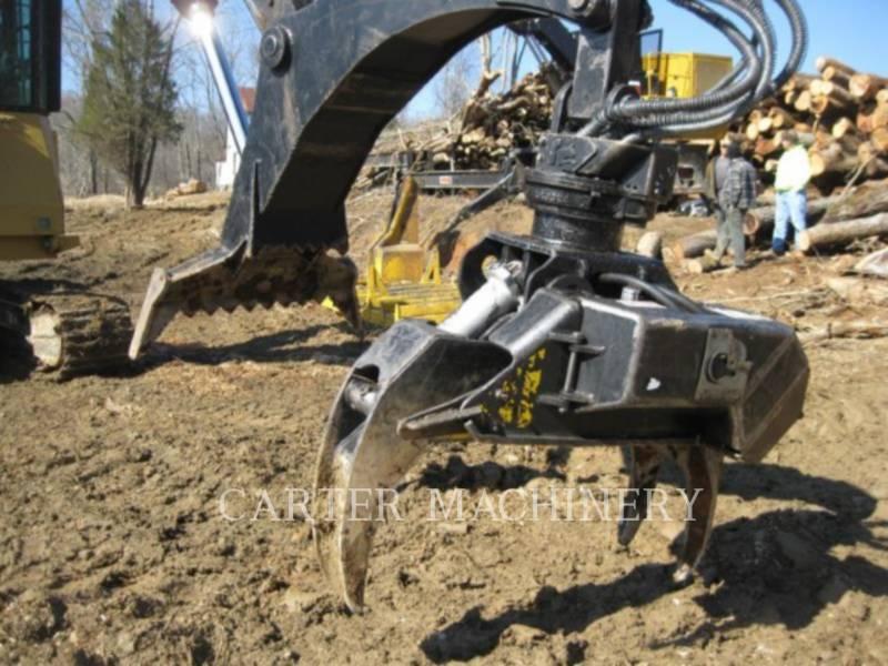 CATERPILLAR TRACK EXCAVATORS 320D FM equipment  photo 10