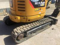 CATERPILLAR TRACK EXCAVATORS 302.7DC1TH equipment  photo 6
