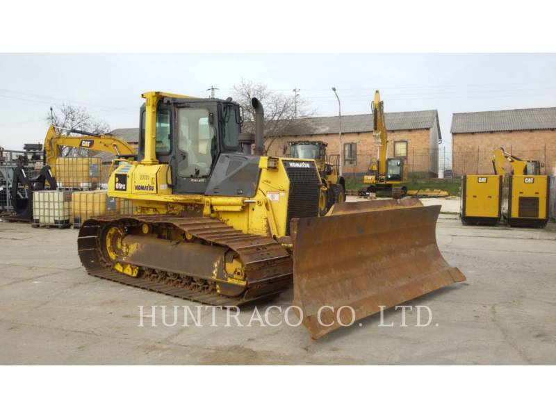 KOMATSU LTD. KETTENDOZER D61PX-15 equipment  photo 3