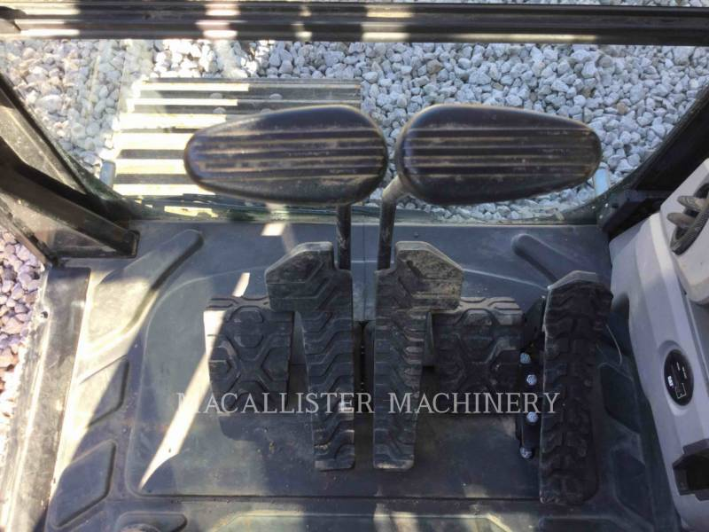 CATERPILLAR TRACK EXCAVATORS 316EL equipment  photo 20