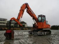 Equipment photo DOOSAN INFRACORE AMERICA CORP. DX300LL MACHINE FORESTIERE 1