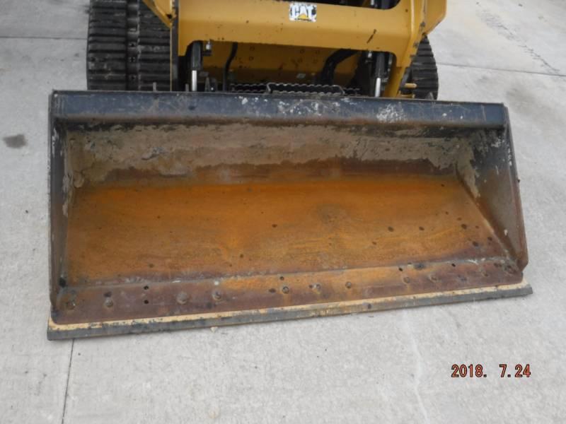 CATERPILLAR CARREGADEIRAS TODO TERRENO 249 D equipment  photo 5