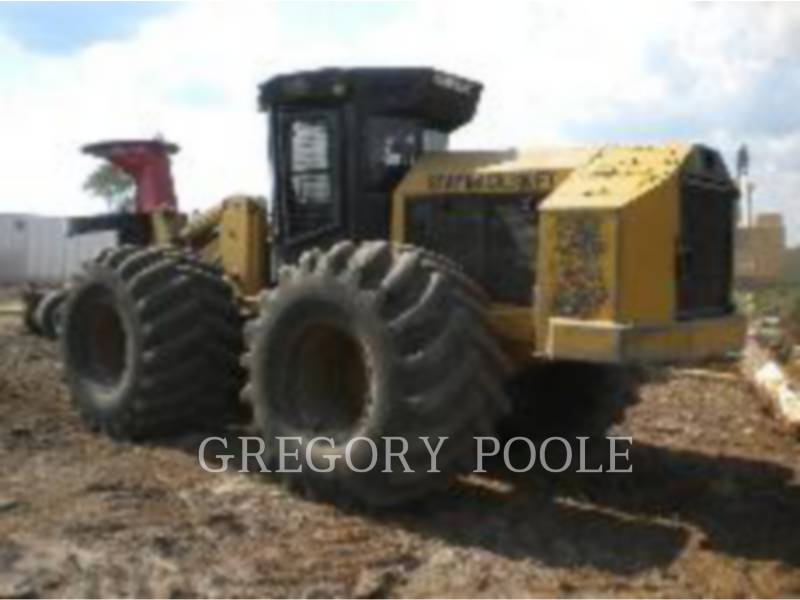 CATERPILLAR FORESTRY - FELLER BUNCHERS - WHEEL 573 equipment  photo 11
