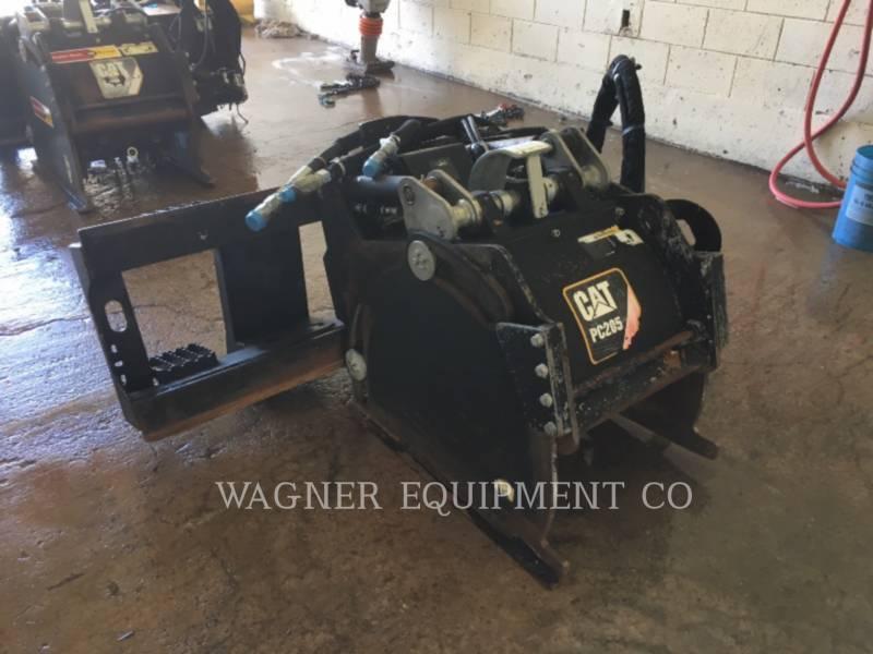 CATERPILLAR WT - COLD PLANER PC205 equipment  photo 4