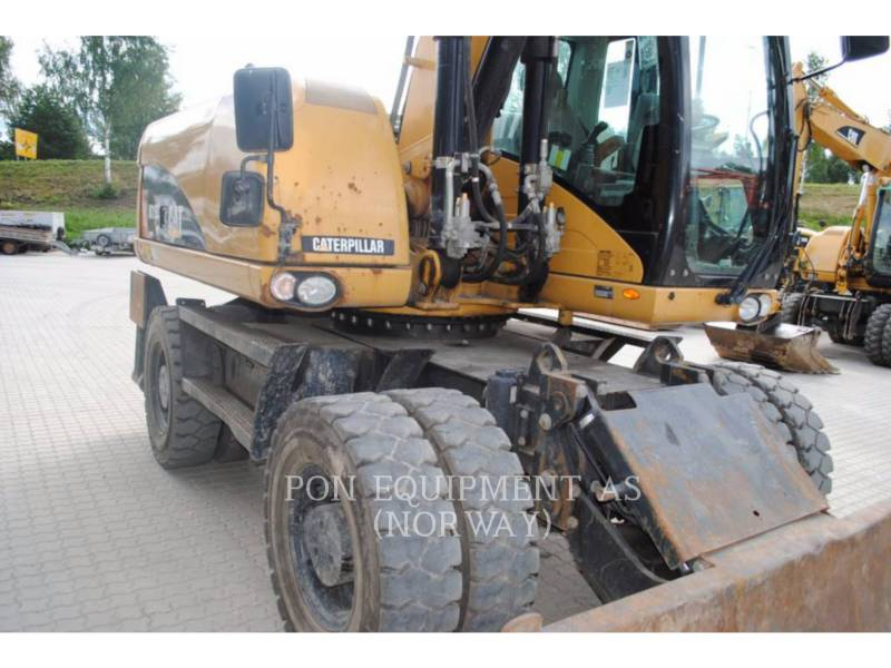 CATERPILLAR ESCAVADEIRAS DE RODAS M315D equipment  photo 8