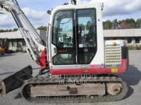 CATERPILLAR TRACK EXCAVATORS TB175 equipment  photo 3
