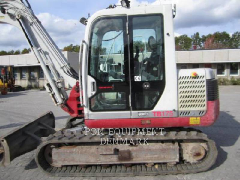 CATERPILLAR PELLES SUR CHAINES TB175 equipment  photo 2