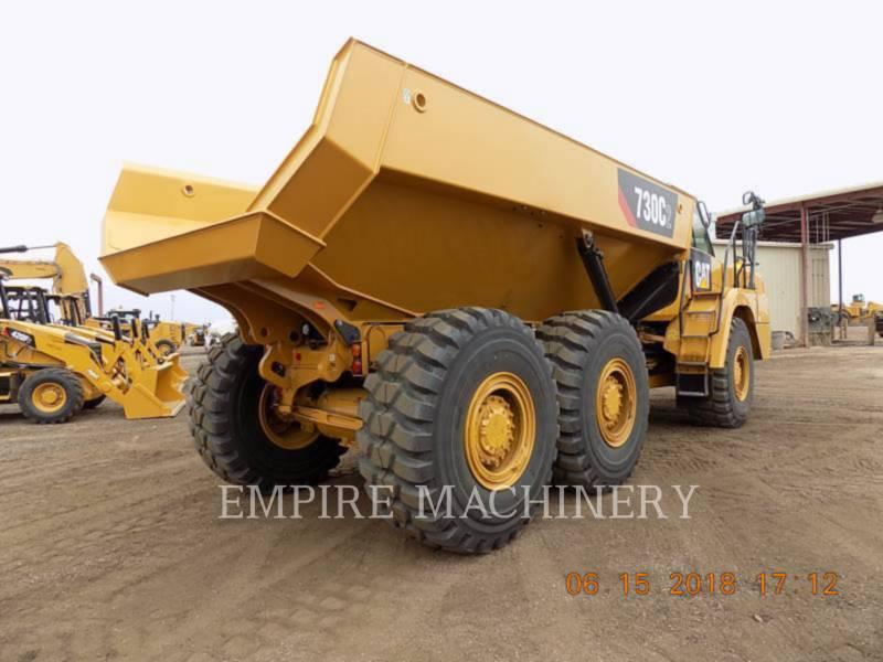 CATERPILLAR ARTICULATED TRUCKS 730C2 equipment  photo 2