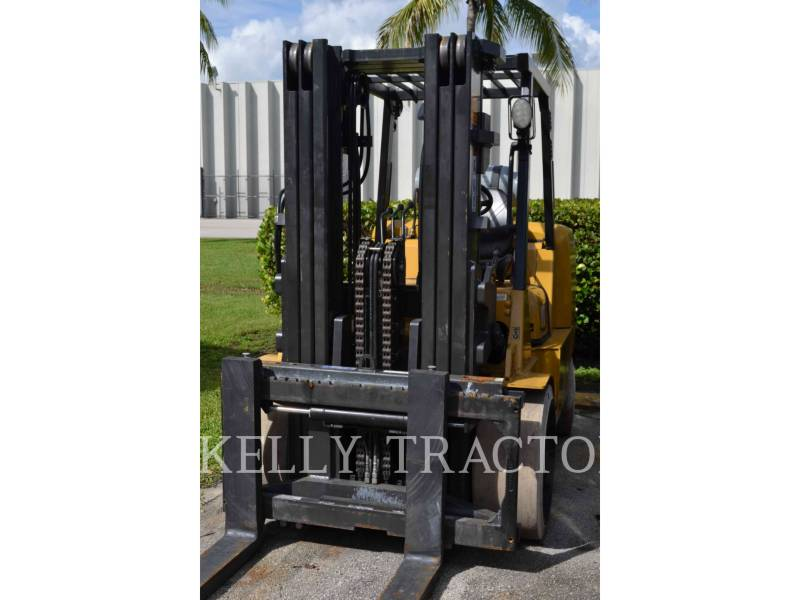 CATERPILLAR LIFT TRUCKS フォークリフト GC70K equipment  photo 5