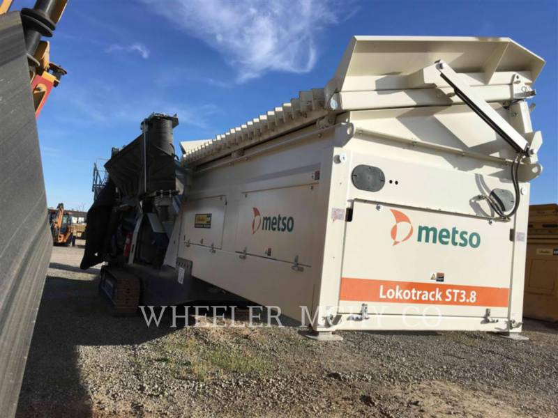 METSO SCREENS ST3.8 SCRN equipment  photo 4