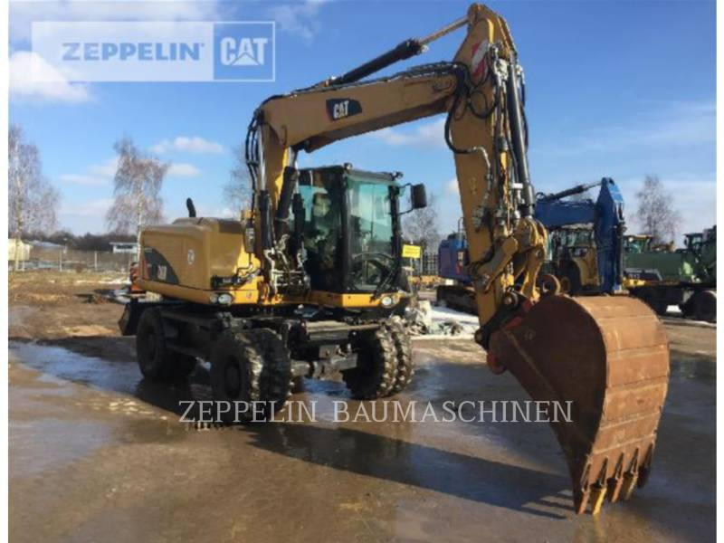 CATERPILLAR KOPARKI KOŁOWE M313D equipment  photo 2