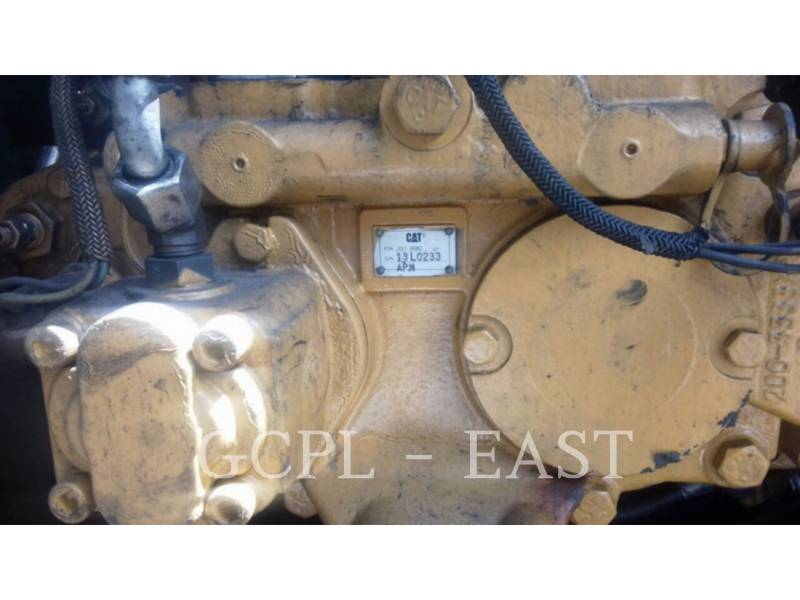 CATERPILLAR KOPARKI GĄSIENICOWE 320D2 equipment  photo 8
