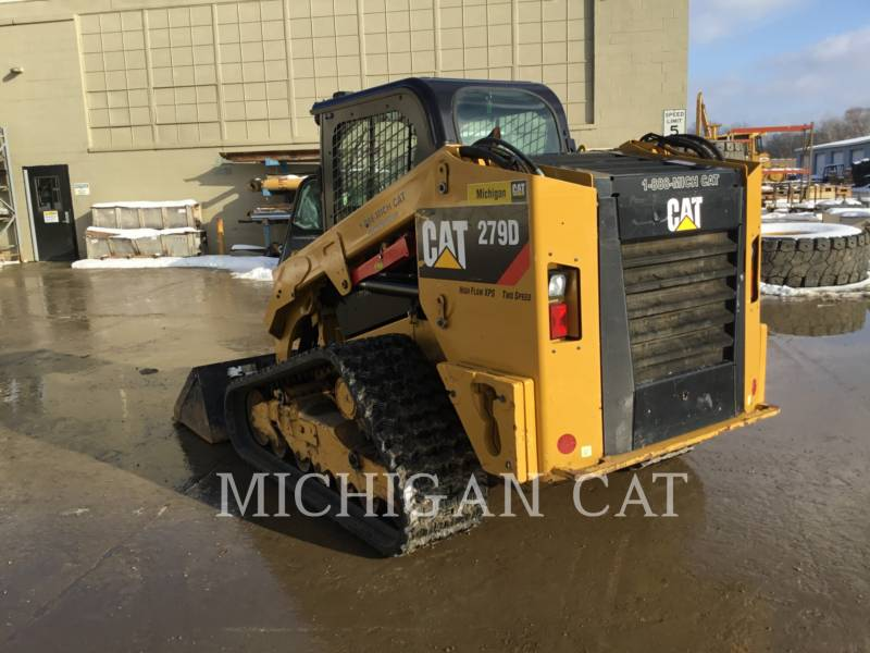 CATERPILLAR MULTI TERRAIN LOADERS 279D AHQ equipment  photo 3