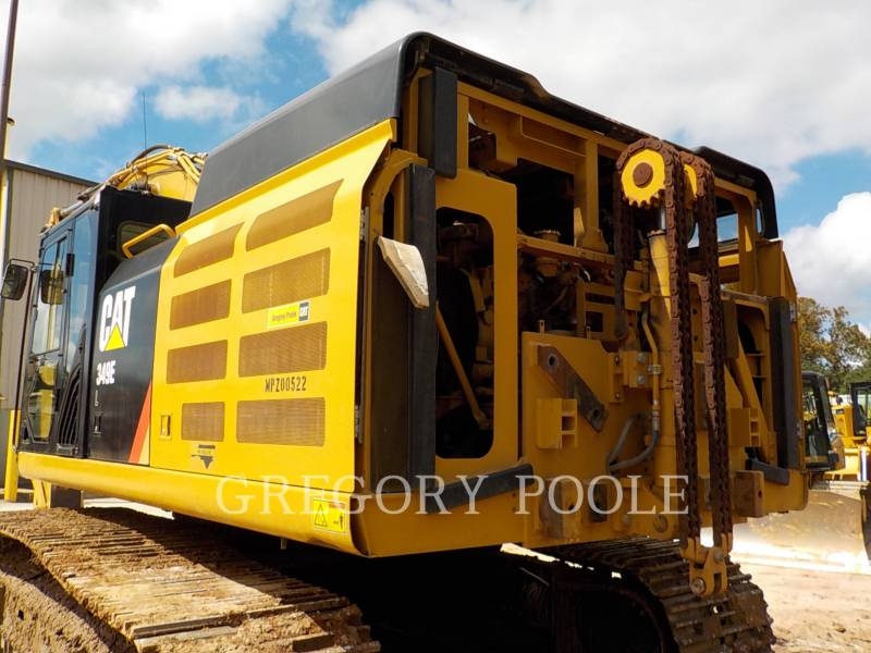 CATERPILLAR トラック油圧ショベル 349E L equipment  photo 8
