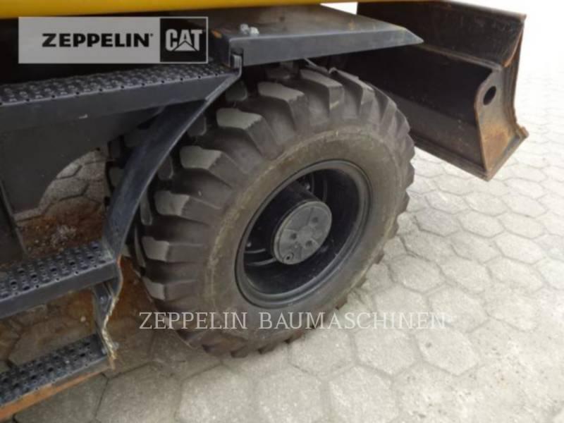 CATERPILLAR PELLES SUR PNEUS M314F equipment  photo 18