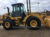Equipment photo CATERPILLAR 950 H CHARGEURS SUR PNEUS MINES 1