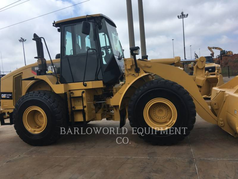 CATERPILLAR MINING WHEEL LOADER 950 H equipment  photo 1