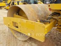 CATERPILLAR VIBRATORY SINGLE DRUM SMOOTH CS-54 equipment  photo 15