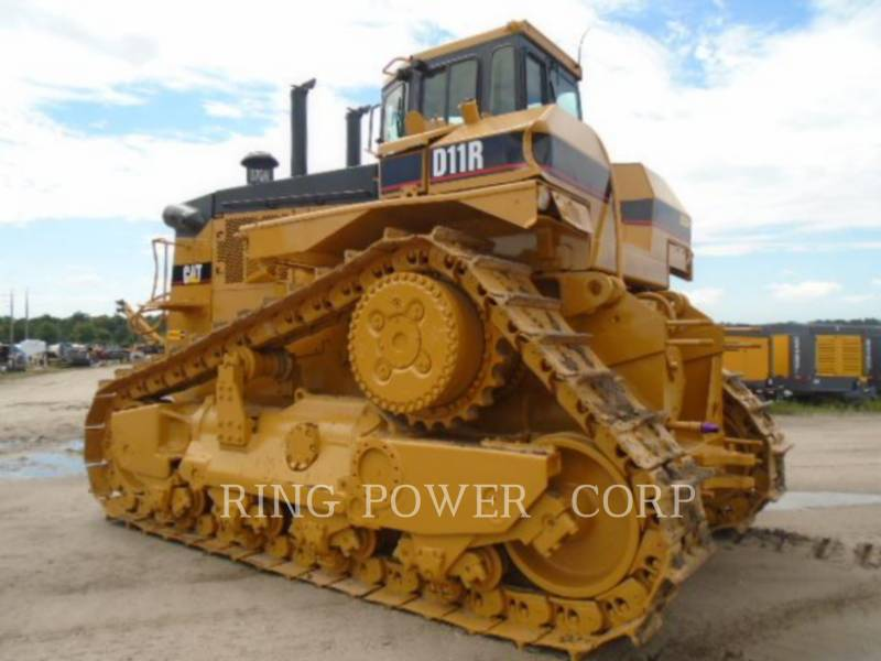 CATERPILLAR TRACK TYPE TRACTORS D11R equipment  photo 3