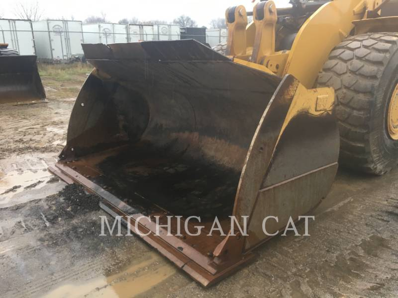Caterpillar ÎNCĂRCĂTOARE PE ROŢI/PORTSCULE INTEGRATE 980K LC equipment  photo 6